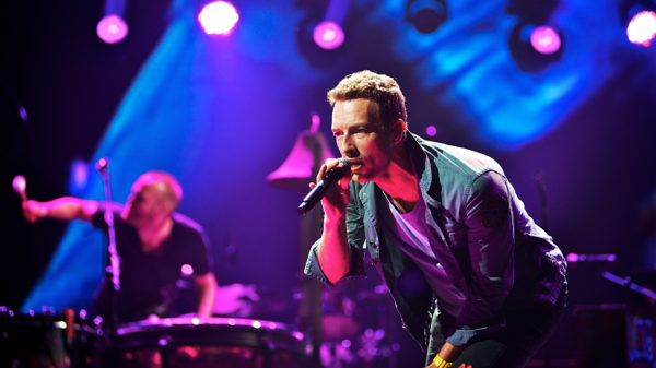 Coldplay Drops Celestial New Track 'Coloratura'
