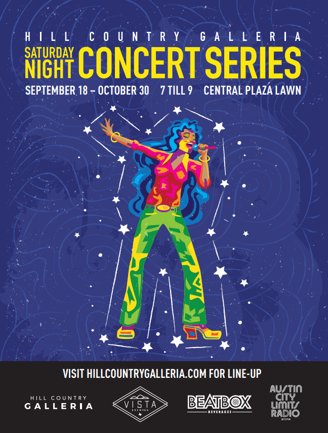 Hill Country Galleria Saturday Night Concert Series