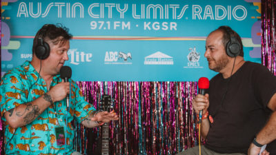 Backstage at ACL Festival 2021: Weekend One