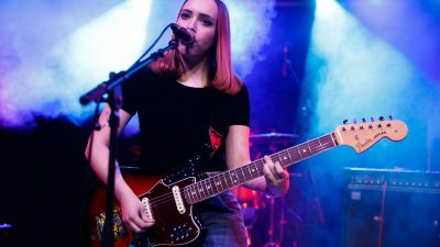 Sophie Allison of Soccer Mommy