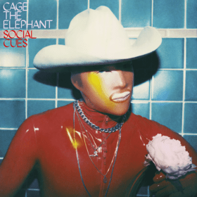 "Cage The Elephant ""Social Cues"" Album Artwork"