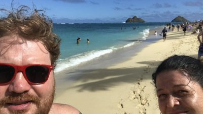 Jason in hawaii
