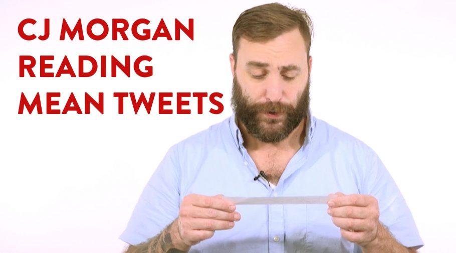Reading Mean Tweets