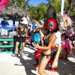 #TBT Bud Light Party Cruise : Sorority Intern' Cassandra at the Bahamas Bud Light Party Cruise from 2009.