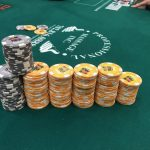 Jason's Vegas Vacation: an even larger chip stack