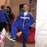 Nightmare on Affluence Hill: Massey posing as Nick