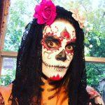 Deb's Sugar Skull