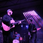 101X Homegrown Live Presents Quiet Company at Mohawk: Black Books on stage