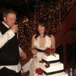 Cutting the cake: Cutting the cake