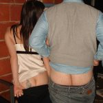 Butts at the bachelor party: butts at the bachelor party