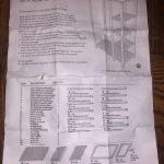 Deb's Rail Instructions : Deb's Rail Instructions