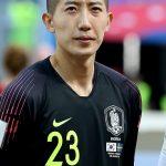 Cho Hyun-woo: South Korea Goalkeeper: Cho Hyun-woo: South Korea Goalkeeper in the field