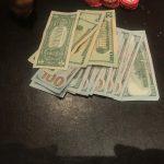 Jason's Vegas Vacation: 1031 dollars in money