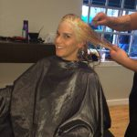 #TBTwJnD: Deb Goes Blonde! - Combing it Out!: Combing it out