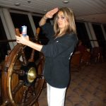 #TBT Bud Light Party Cruise : Cassandra at the Bahamas Bud Light Party Cruise from 2009.