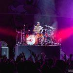 Blink-182 At Austin 360 Amphitheater