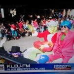 As the Grinch during the Chuy: Chuy