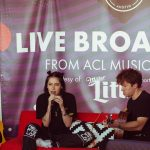 Bishop Briggs Backstage with 101X During ACL Fest: Bishop Briggs Backstage with 101X During ACL Fest