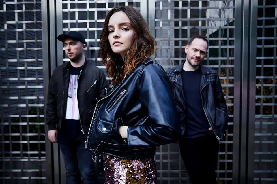Members of Chvrches