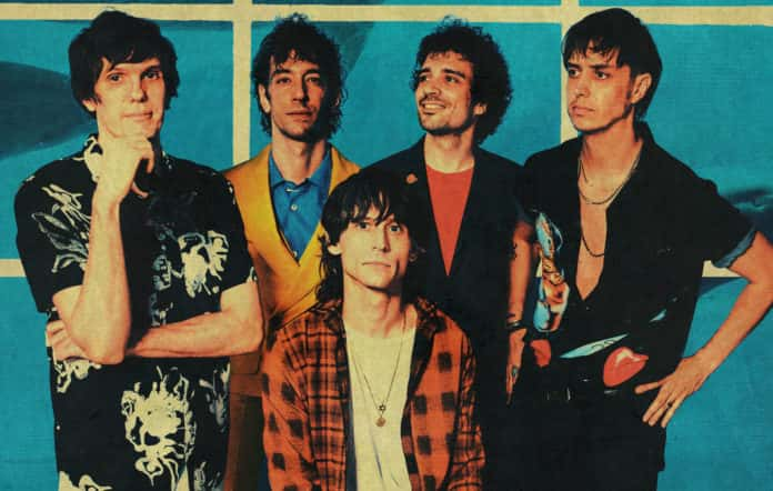 """The Strokes Announce New Album, Share New Single """"At The Door"""""""