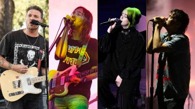 Nathan Willet, Kevin Parker, Billie Eilish, Julian Cassablanca