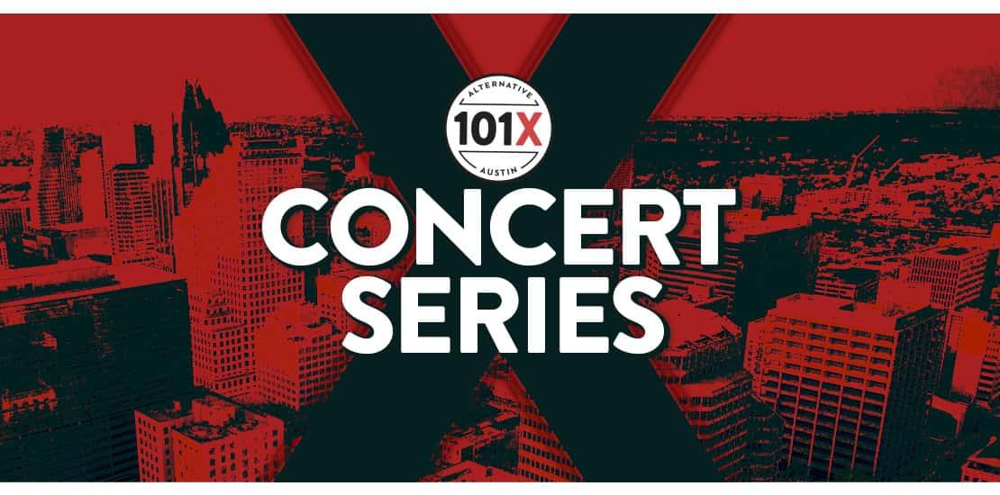 101X Concert Series