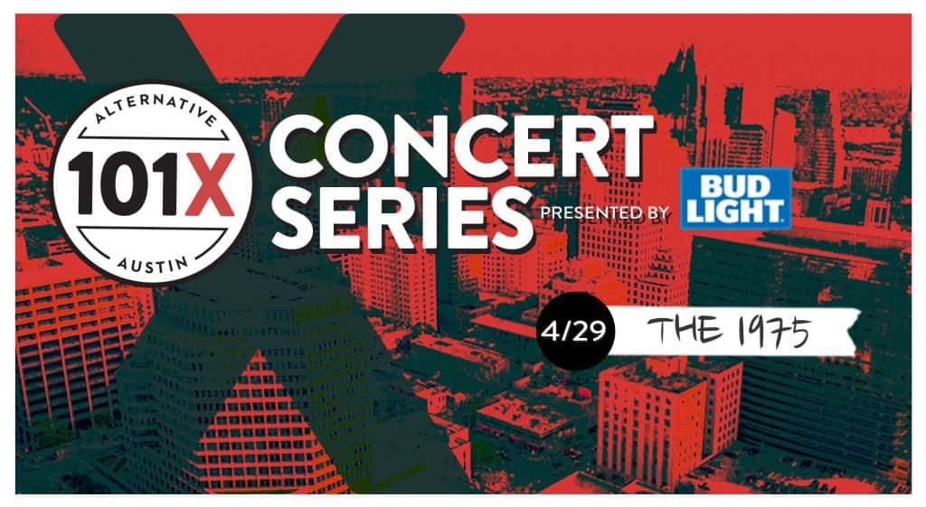 101X Concert Series presented by Bud Light