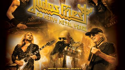 Judas Priest So Heavy Metal Years - with Sabaton