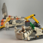Lego Transports: We have to get these transports moving!