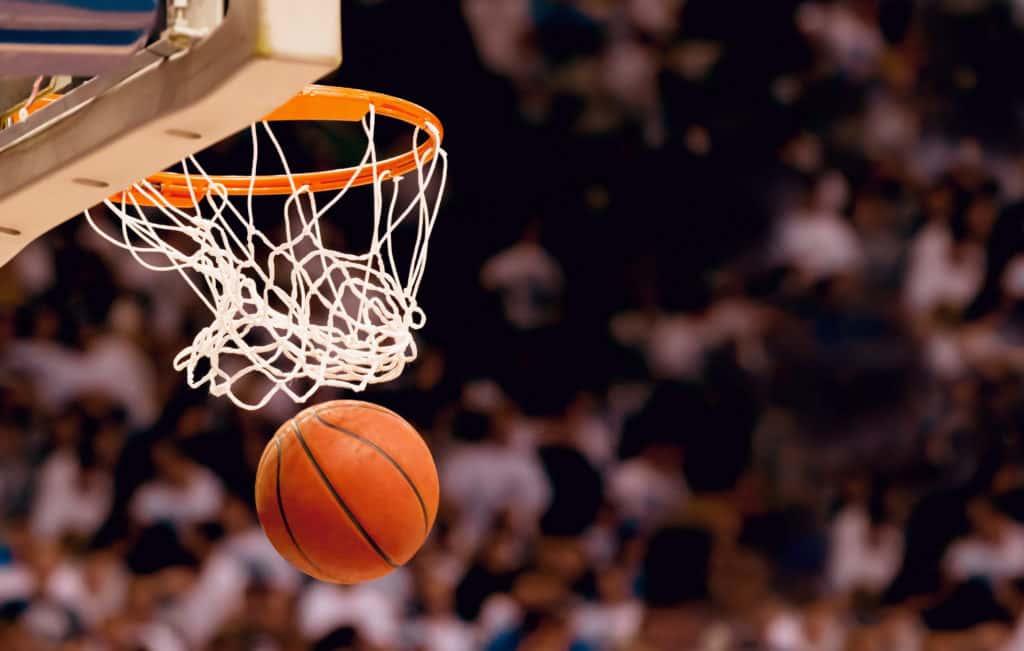 basketball swoosh