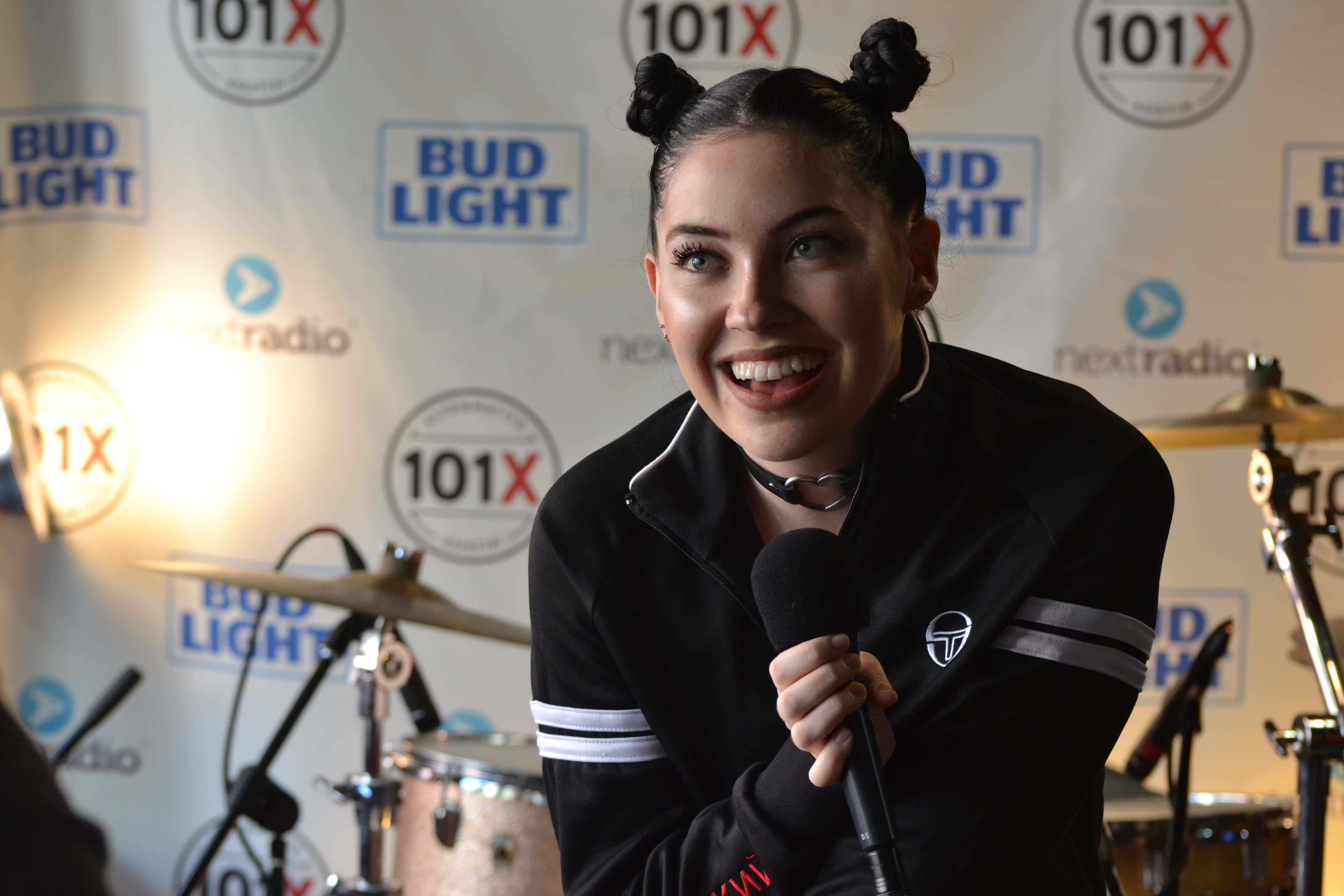 Bishop Briggs at the 101X Day Party during SXSW 2017