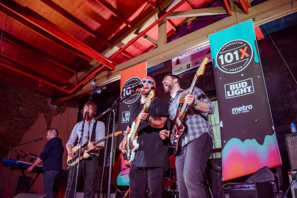101X Day Party during SXSW 2019