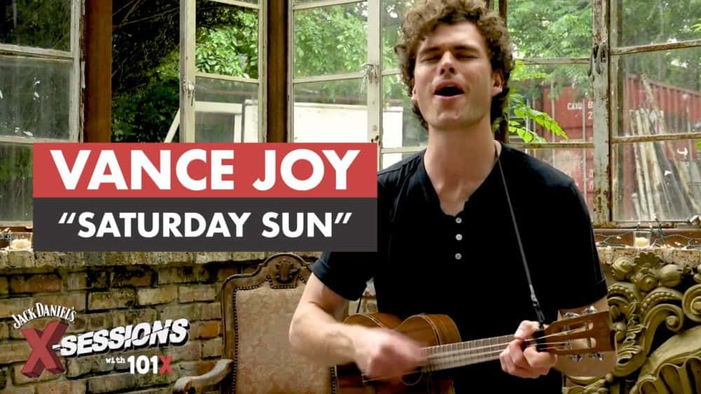 Best of X-Sessions: Vance Joy