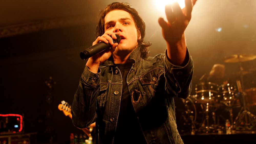Gerard Way Shares Unreleased Music on Soundcloud
