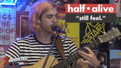 half alive performs
