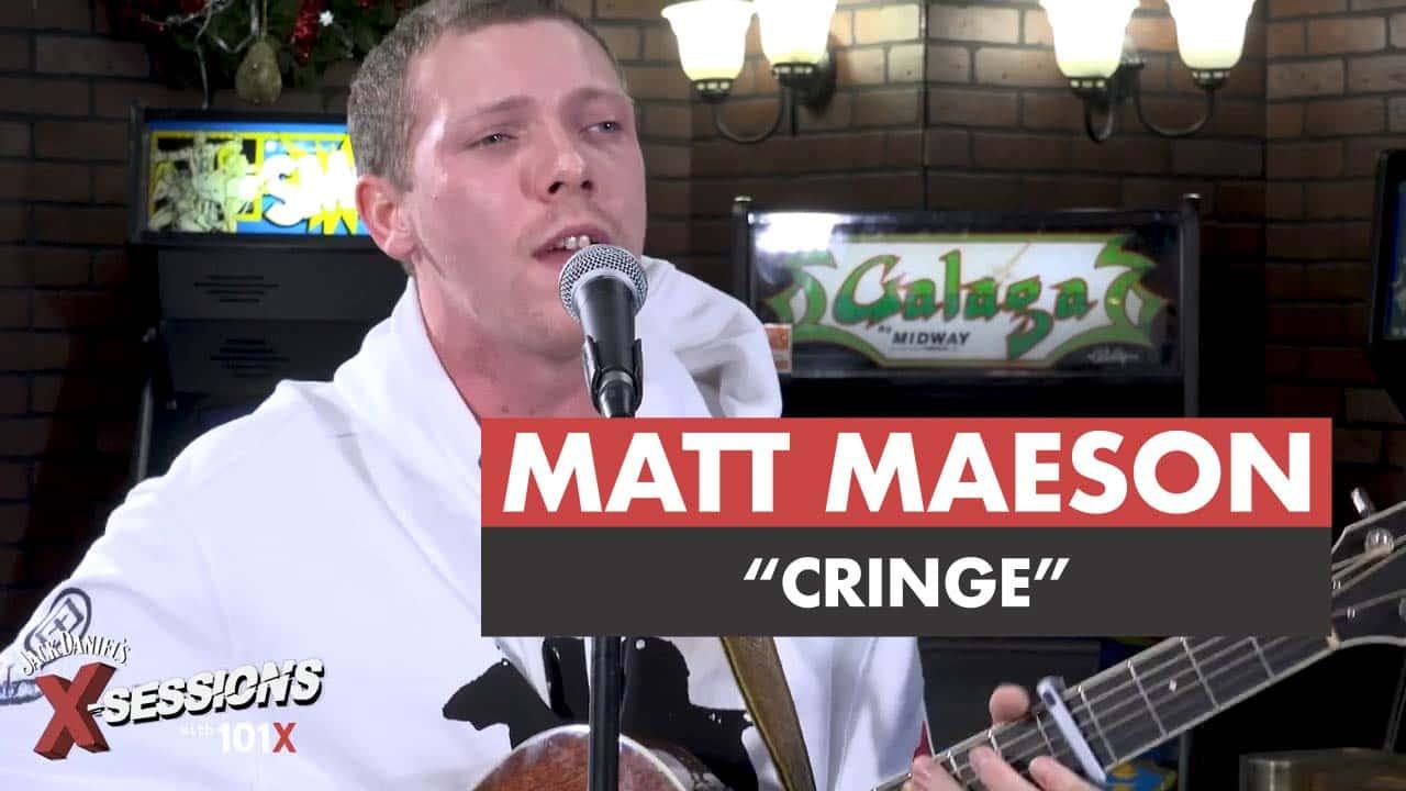 Matt Maeson performs