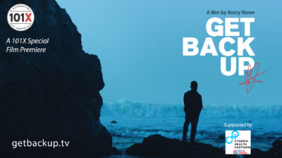 Get Back Up Film Premiere