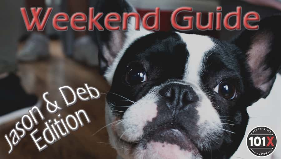 weekend guide jason and deb edition