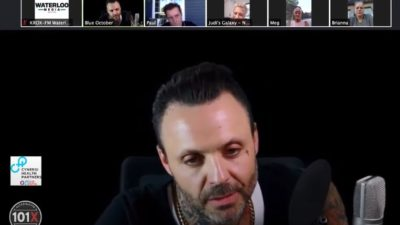 blue october Justin Furstenfeld Zoom Interview