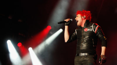 Gerard Way of My Chemical Romance