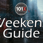 101X Weekend Guide July 17th-19th