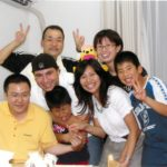 Nick-With-Japanese-Family