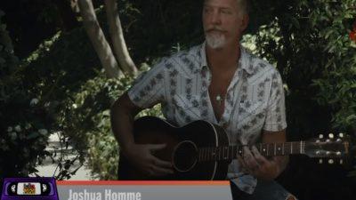 Joshua Homme Lollapalooza
