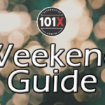 101X Weekend Guide August 14th-16th