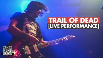 trail of dead live performance