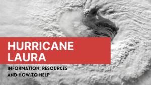 hurricane laura info