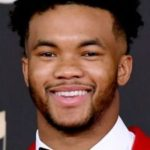9th Annual NFL Honors - Arrivals: MIAMI, FLORIDA - FEBRUARY 01: Kyler Murray attends the 9th Annual NFL Honors at Adrienne Arsht Center on February 01, 2020 in Miami, Florida. (Photo by Jeff Kravitz/FilmMagic)