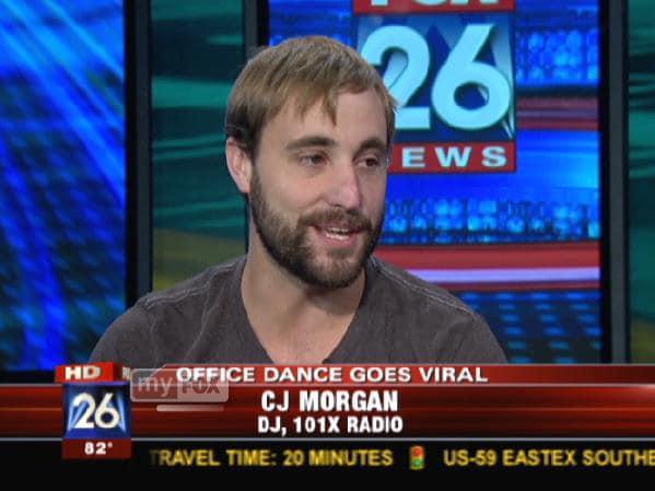 cj morgan on the news