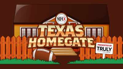 101X Texas Homegate. Presented bt TRULY Hard Seltzer