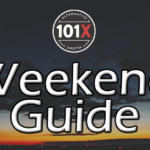101X Weekend Guide Sept. 11th-13th
